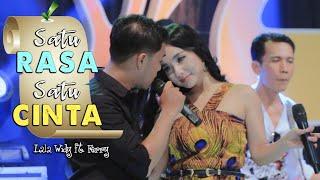 Satu Rasa Satu Cinta [ koplo jaranan ] ~ Lala Widy + Ferry | cover FAUZANA & APRILIAN