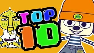 Top 10 Hopes & Ideas For A PaRappa The Rapper 3
