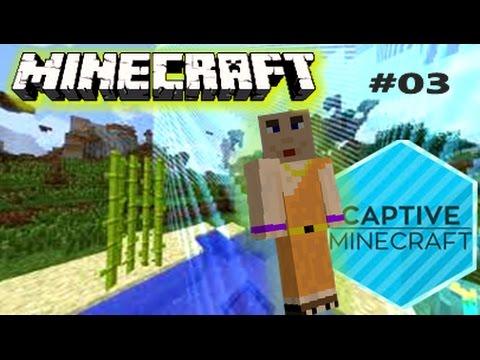 Minecraft LP Captive YouTube - Minecraft captive spiele