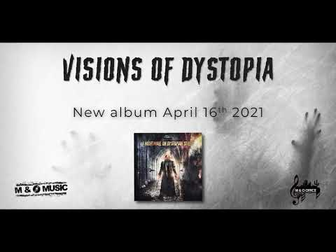 """""""A Nightmare On Dystopian Street"""" album 2021 (Visions Of Dystopia)"""