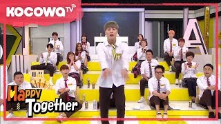 """[Happy Together] Ep 513_SHINee TaeMin's """"Press Your Number"""" Dance!"""