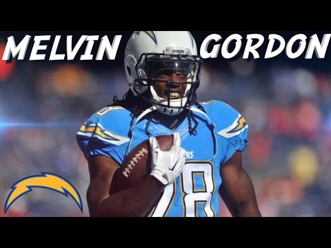 "Melvin Gordon || ""Comeback Player of the Year"" 