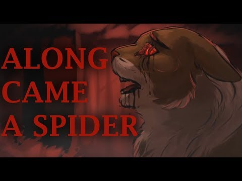 Along came the spider porn
