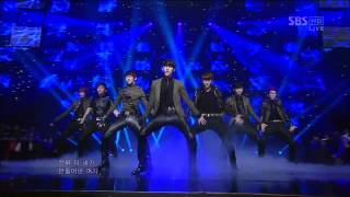 Скачать A JAX 에이젝스 2MYX 투마이엑스 SBS Inkigayo 인기가요 20121209