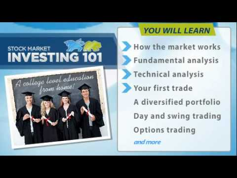 how to learn stock market investing