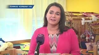 Krónika:  Emelkedik a gyermekek utáni ápolási díj összege (2018.10.12.)