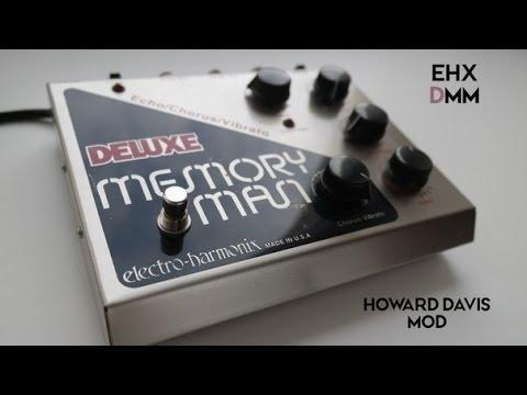 EHX Deluxe Memory Man (Howard Davis Mod)
