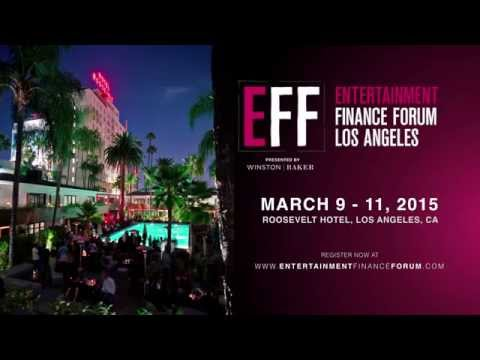 Entertainment Finance Forum - Equity Evolved