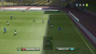 Pro Evolution Soccer 2009 Video Review by GameSpot