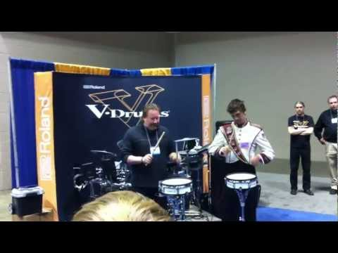 The Cadets Drum with Scott Johnson