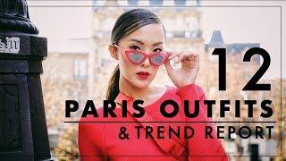 12 Paris Outfits & Trend Report   Chriselle Lim thumbnail