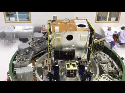 SkySat-1 Launch Campaign: Behind the Scenes