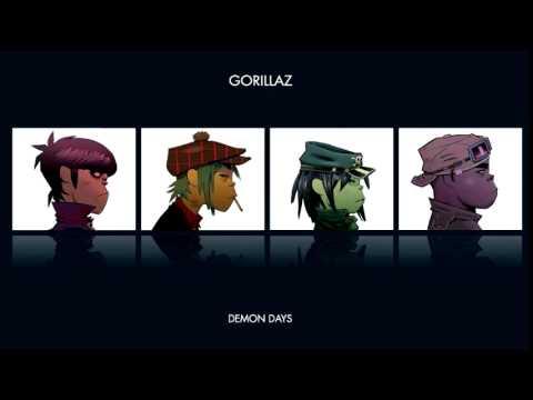 Gorillaz - O Green World (Instrumental)