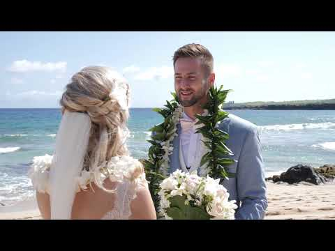 Maui Boutique Weddings | Ironwood Beach Wedding