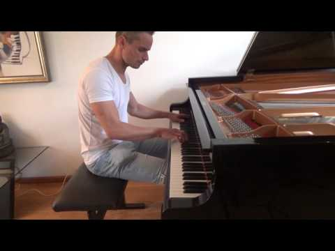 Hardwell - Make The World Ours (Piano Version)