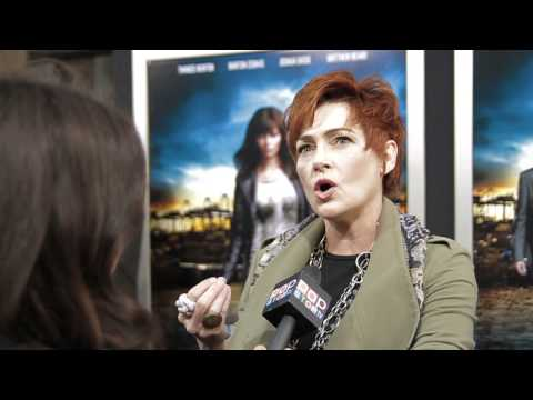 Carolyn Hennesy Talks The Bible, The Host and True Blood at The Rogue Premiere