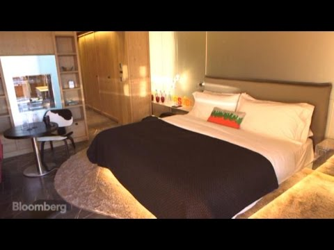 Hotel-Room Technology Changing the Way You Stay