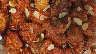 속초 만석닭강정 택배 언박싱 Chicken Gangje…
