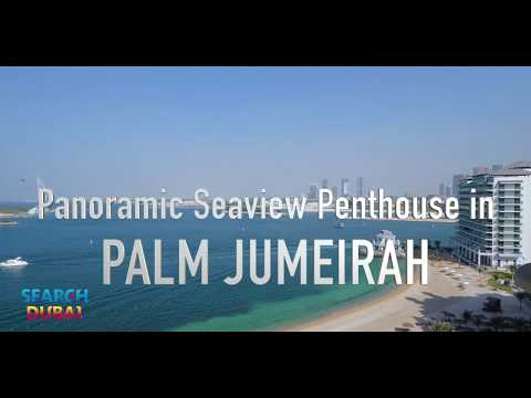 High End Penthouse in Palm Jumeirah (House Tour)