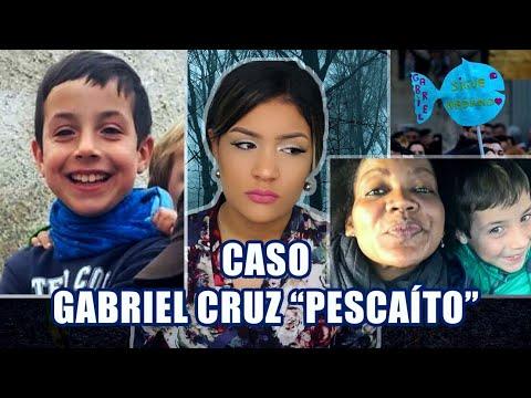 CASO GABRIEL CRUZ PESCAÍTO  AbrilDoesCasos🔎