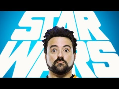 KEVIN SMITH SAYS THIS IS THE REASON WHY FANS HATE THE LAST JEDI....