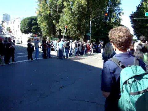 Marine Band - San Francisco Italian Heritage Parade pt. 1