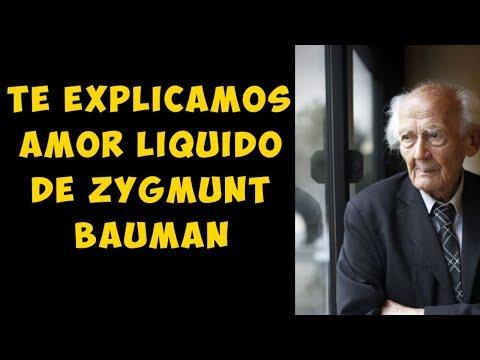 AMOR LIQUIDO. ZYGMUNT BAUMAN