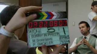 It's Always Sunny in Philadelphia Season 4 Gag Reel
