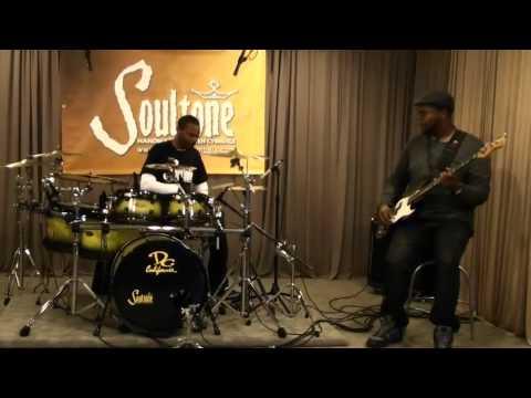 Soultone Cymbals - George Johnson Jr.