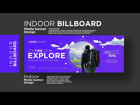indoor-billboard-design-for-travel-agency-in-adobe-illustrator-cc
