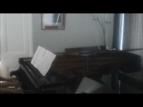 Rosenstolz Blumenkind Piano