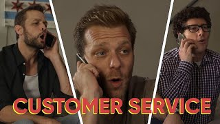 Trying To Talk To A Real Customer Service Rep