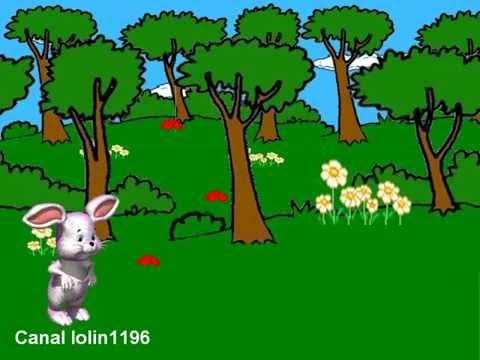 Cancion Infantil El Conejo Blanco