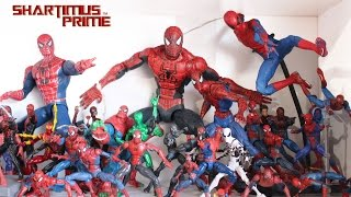 Marvel Legends Spider-Man Action Figure Toy Collection