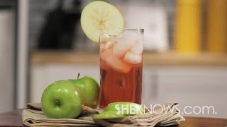 Make A Washington Apple Drink