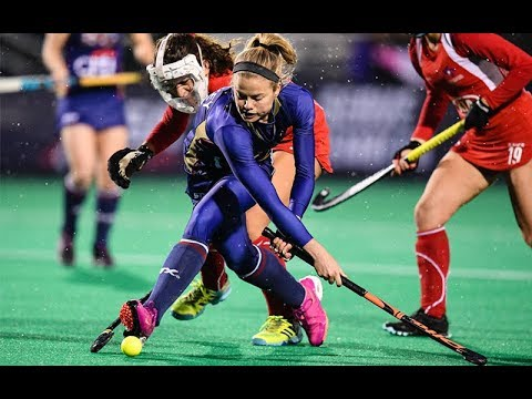 Game 1: USWNT vs  Chile