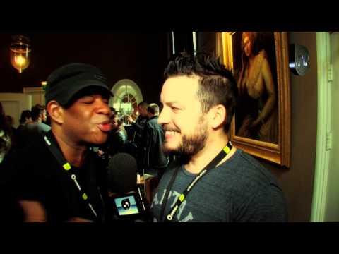 Raveline TV @ ADE 2012 // interview with Chris Willis