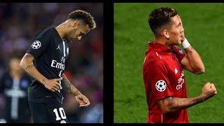 Tous les buts de la premiere journée Ligue des Champions 2018 2019