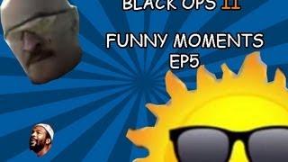 COD BO2 Funny Moments EP5.Sun,Harlem Shake,Trap