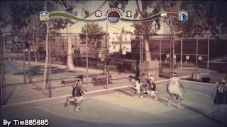 NBA STREET: HOMECOURT GamePlay