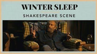 Winter Sleep – Shakespeare Scene