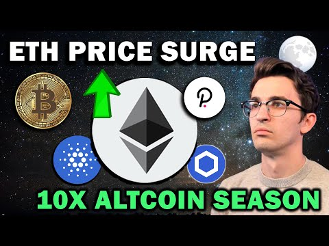 ETHEREUM PRICE SURGE SOON and 10X Altcoin Season Around the Corner 🚀