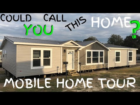 Would You Call This Place Home? 32x64 3 Bed 2 Bath By Winston Homebuilders | Mobile Home Tour