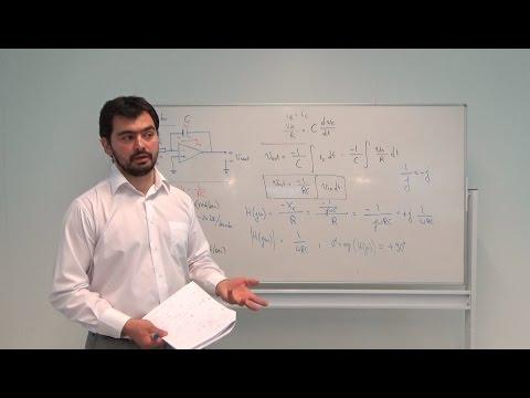 ELONA1 Elektronica Op-Amp's - Les 5 - Differentiator & Integrator, Mehmet Can, HHS Delft