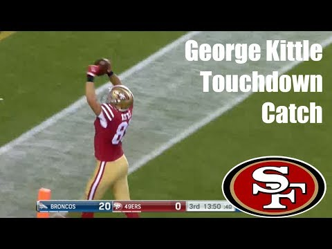 C.J. Beathard to George Kittle TD | San Francisco 49ers