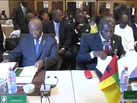 Ghana ECOWAS Ordinary Summit Begins