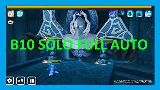 Solo Full Auto Hall of Water B10 | Lumirecia | Summoners war