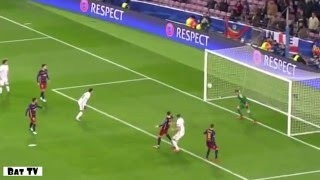 Barcelona vs roma 6-1 all goals and highlights 24.11.15 hd