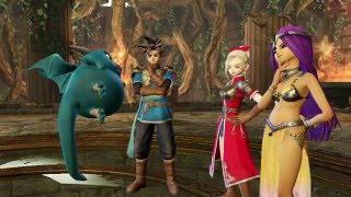 Dragon Quest Heroes - Side Quest 36: Fan Service