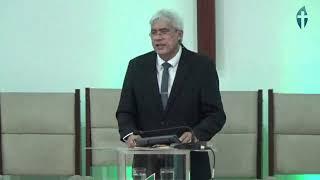#126 - Culto Online   Rev. Robson Ramalho